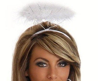 White Halo For Angel Costume