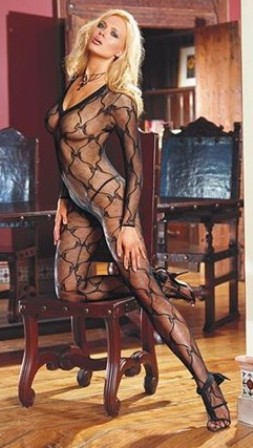 Bow / Butterfly Bodystocking