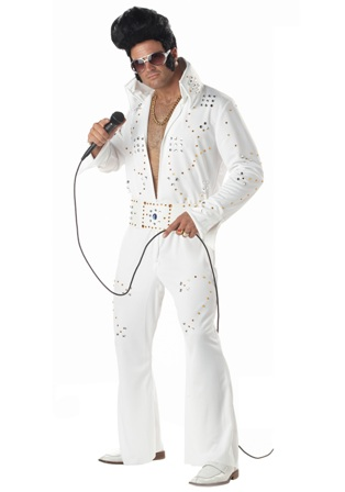 Elvis Rock and Roll Vegas Rock Star Costume